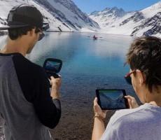 go passenger free drone app